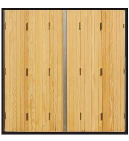 M menuiserie persiennes for Peindre des volets en bois