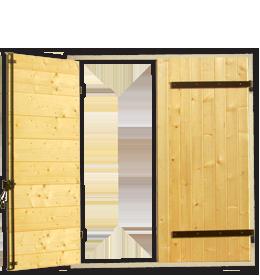 m menuiserie volets bois. Black Bedroom Furniture Sets. Home Design Ideas